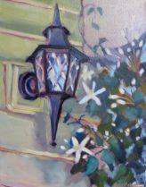 "© 2015 Jennifer Newyear11"" x1 4""Oil on Canvas Plein Air"