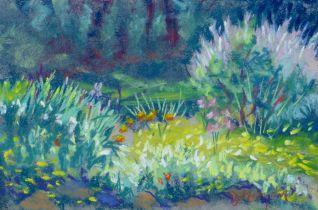 "© 2015 Jennifer Newyear 5.5"" x 8"" Pastel Plein Air"